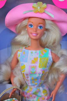Barbie easter Style by My lovely Barbie, via Flickr