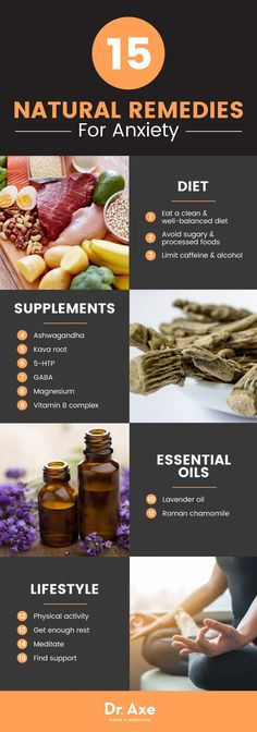 15 natural remedies for anxiety - Dr. Axe