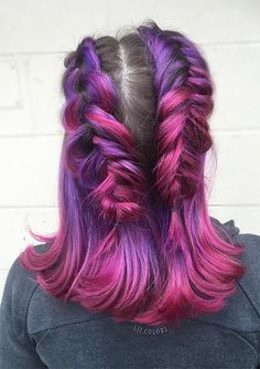 Trend Hairstylel 100 Ridiculously Awesome Braided Hairstyles To Inspire You,Braids are a sensible and delightful addition to any coiffure. They provide texture, assist and elegance and may be achieved in a wide range of method...