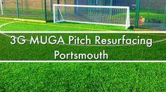 3G MUGA Pitch Resurfacing Portsmouth