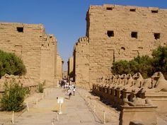Karnak Temple by Elzbieta Masek Połoczańska on 500px