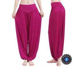 Yoga Bloomer Pants