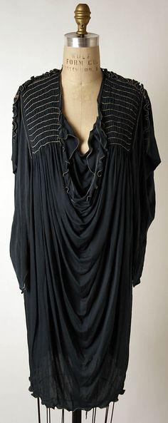 Ensemble Zandra Rhodes (British, born 1940) Date: 1970s Culture: British Medium: silk, synthetics