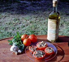 Tomat, stekte og råvarer