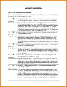 Annual Performance Review Employee Self Evaluation Examples Performance Reviews Self Evaluation Employee Performance Appraisal