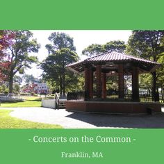 Tonight's the final Concerts on the Common performance of the summer. Are you attending? #FranklinMA #Massachusetts #InsuranceAgency