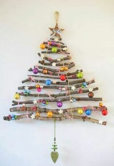 Space saver tree!