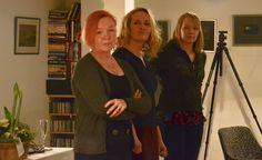Upeat naiset stagella - Päivi Ahonen Lappeenrannan palvelukeskussäätiösta, Ulla Broms Askolasta ja Irina Nylund Mehiläisestä - puhuivat #UusiTyö'stä