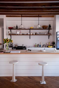 Daphne Javitch's Beach House Chic | Sous Style