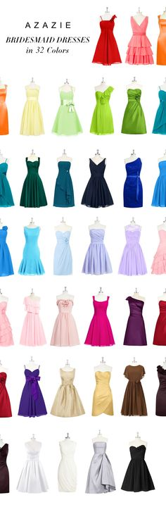 Azazie is the online destination for special occasion dresses. Find the perfect bridesmaid dresses, with over 300 styles in 32 colors on AZAZIE. See more on the website: www.azazie.com/... bridesmaid dress, 2015 bridesmaid dresses bridesmaid dress, cheap bridesmaid dresses