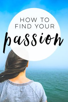 Use this guide to find your passion and start doing what you love! Let go of what other people think, get to know yourself, and follow your dreams.
