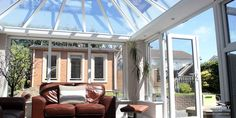 Conservatory Designs have an expansive orangery range which and offers lovers of orangeries in Dublin something different from a standard conservatory. Conservatory Design, Dublin, Spaces, Outdoor Decor, Home Decor, Decoration Home, Room Decor, Home Interior Design, Home Decoration