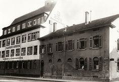 1912 Alfred Ritter GmbH - first confectionary factory