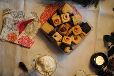 Cookies; Rustic Dessert Display; Holiday Party