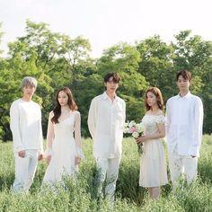 Bride Of The Water God Gong Myung, Korean Drama Romance, Bride Of The Water God, Joo Hyuk, Drama Korea, Bridesmaid Dresses, Wedding Dresses, Korean Actors, Korean Dramas