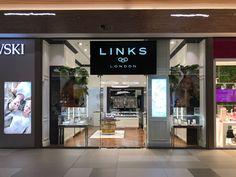 LINKS OF LONDON, CYPRUS NICOSIA MALL   iidsk   Interior Design & Construction Interior Design And Construction, Links Of London, Cyprus, Showroom, Mall, Retail, Jewelry, Jewlery, Jewerly
