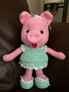Girl piglet