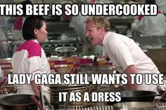 Gordon Ramsay is at it again !