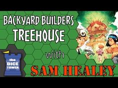 Backyard Builders Treehouse Review - with Sam Healey