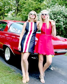 The Camilyn Beth 'Daria' Dress and 'Shirley' Dress