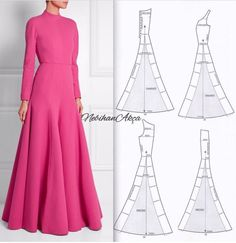This is elegant dress