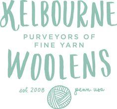 Kelbourne Woolens - swatch experiment - Arcadia