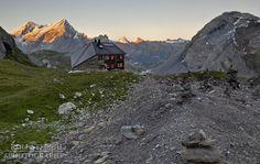 Sonnenuntergang+bei+der+Lämmerenhütte