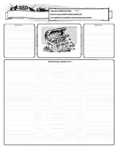 Dungeon catacomb locale pinterest catacombs dragons and rpg a treasure chest inventory sheet for dungeons dragons fandeluxe Choice Image