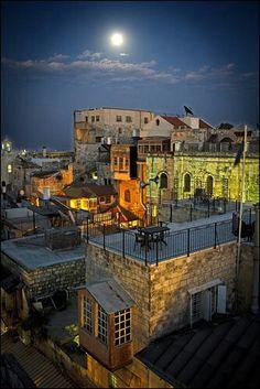 Jerusalén . Yisra'el