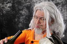 Tatsumi Inui(乾たつみ) Silvers Rayleigh Cosplay Photo