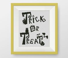 Trick or Treat by NataliNeedlework