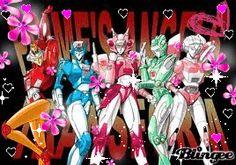 female transformers decepticons - Google Search