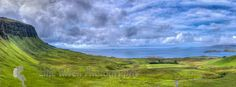 Creag a Ghaill, Isle of Mull, Scotland - Panorama (HDR) For a bigger version of this photo visit http://www.lilleulven.com/Photos/Panorama/i-LDbZCmX/A?utm_content=buffer72623&utm_medium=social&utm_source=pinterest.com&utm_campaign=buffer My Scotland gallery is also updated with photos from my recent adventure :)  Pentax K-3 • 1/500sec • f/8 • 35mm • ISO 100 • smc Pentax-DA 18-55mm f3.5-5.6 AL WR