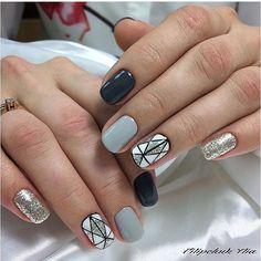 "380 Likes, 1 Comments - Best Nail Designs (@nails_best_nails) on Instagram: ""➡️➡️➡️ @yliafilipchuk #Ногти #ногтикраснодар #ногтиростов #ногтисочи #ногтианапа…"""