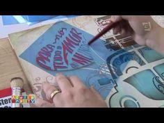 Ateliê na TV - TV Gazeta - 30.12.16 - Mayumi Takushi - YouTube