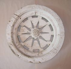 half round sunburst gable vent | gable vents | pinterest