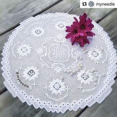 @myneedle #embroidery #ricamo #bordado #broderie #handembroidery #needlework