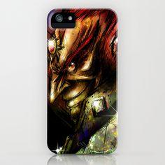 Ganondorf iPhone Case by Vincent Vernacatola - $35.00