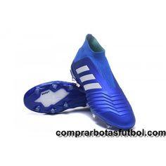 buy popular e2c2d 335fe Personalizar Botas De Futbol Adidas Niños Predator 18+ FG Tinta Verde Verde