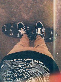 #boy #skateboard
