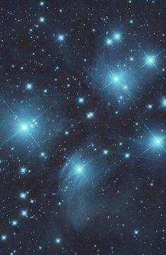 AT6RC first light - M45 - Pleiades - 1h44m (by pfile)