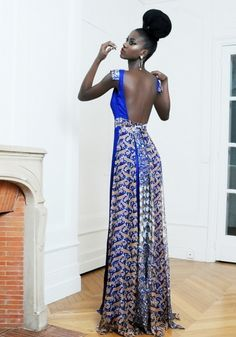 Natural Glamour African Fashion | Africa fashion African dress attire dresses