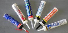 Homeowners Guide to Caulking
