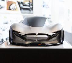BMW M H2R FutureVision Bachelorthesis - Matthias Miller In Collaboration with BMW M - Designstudio Munich University of Applied Science Munich - Wintersemester 2015/2016 more pictures -...