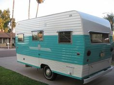 Vintage Terry Travel Trailers on Pinterest | Terry O'quinn, Travel ...