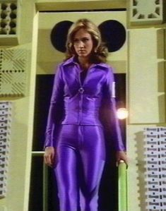 Buck Rogers with Erin Gray