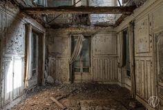 22 endroits abandonnés où on rêverait de faire la fête !