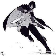 Sasuke Uchiha    Boruto: Naruto Next Generations