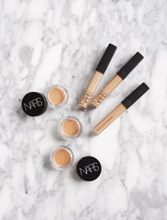 NARS Soft Matte Complete Concealer vs Radiant Creamy Concealer | The Beauty Look Book
