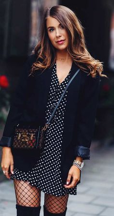 a blackless blazer to literally turn heads faster than someone falling for black ice